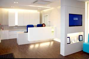 Braintree Dental Studio Reception