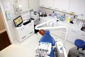 Braintree Dental Studio Treatment Room