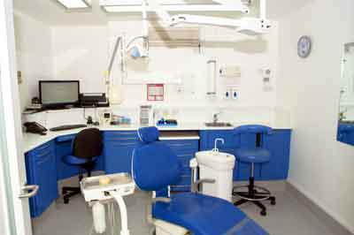 Dunstable Dental Practice Treatment Room