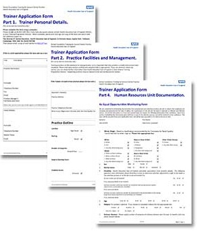 Trainer Application Forms 2015-16 | Health Education England on travel forms, training forms, long term care forms, surgical forms, pharmacy forms, restaurant forms, chiropractic forms, massage forms, basic physical exam forms, insurance forms, gynecology forms, emergency forms, medical forms, wellness forms, anesthesia forms, veterinary forms, army periodic health assessment forms, internet forms, std forms, optometry forms,