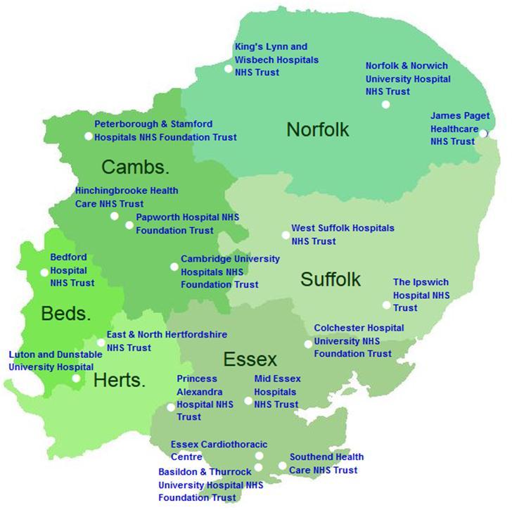 Cardiology Programme | East of England
