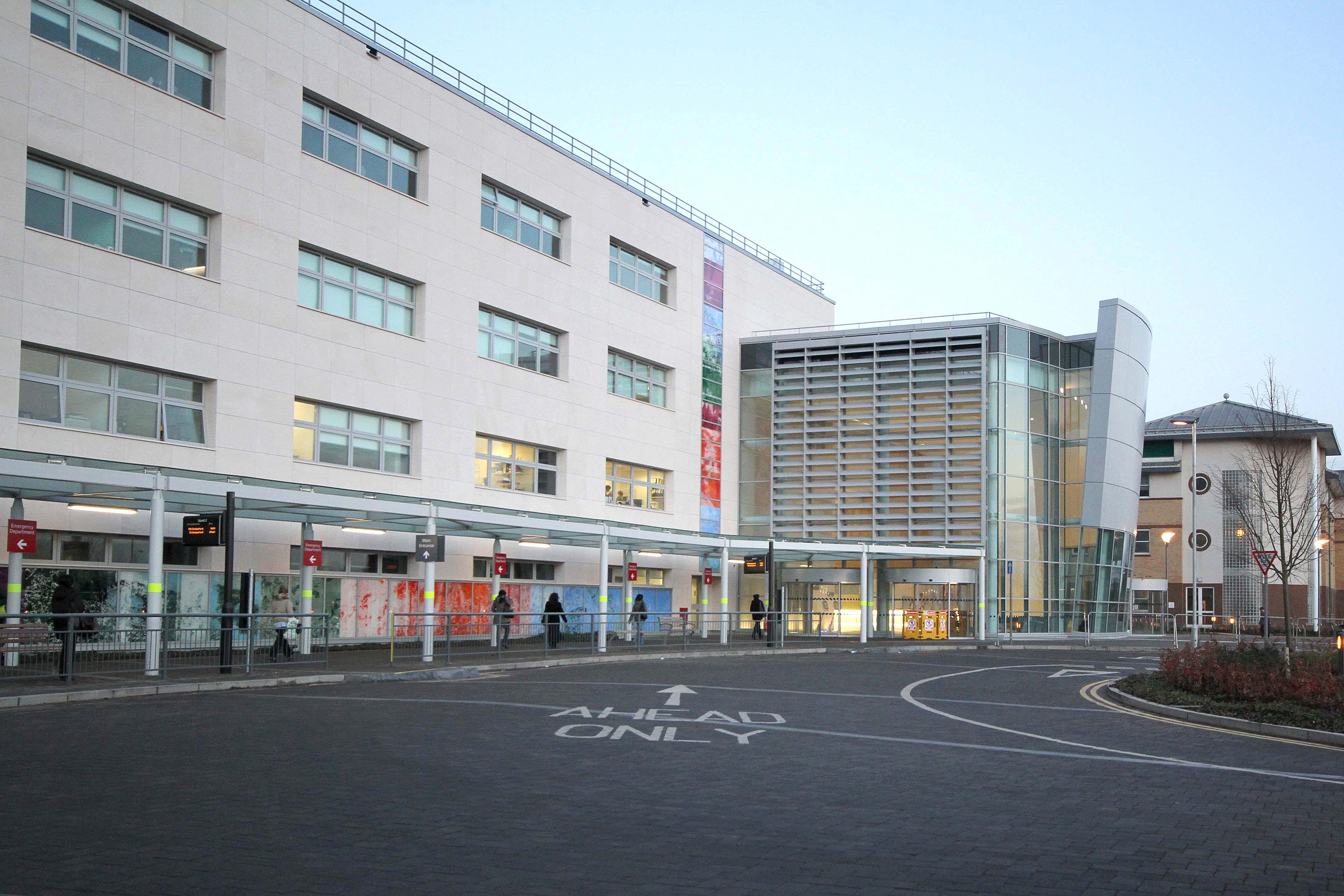 best nhs hospital in essex